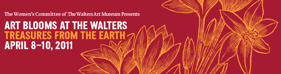 Art Blooms at the Walters